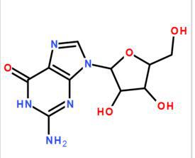 Guanosine hydrate