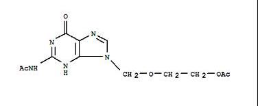 9-[(2-Acetoxyethoxy)Methyl]-N2-Acetylguanine