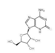 Adenosine,1,2-dihydro-2-thioxo