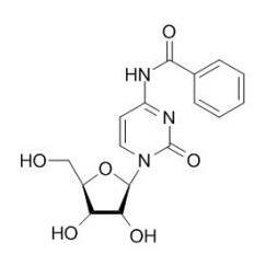 N - бензилцитидин